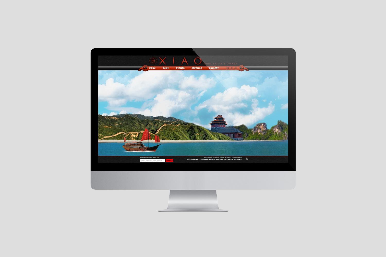XIAO Custom Website
