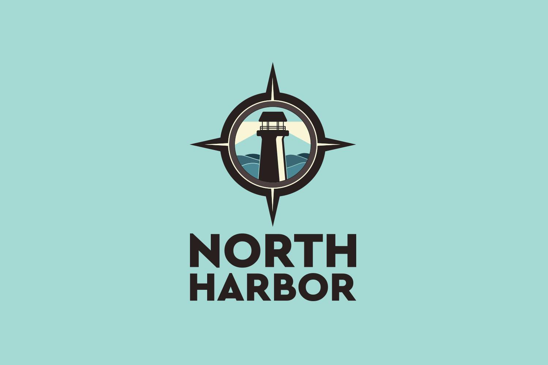 North Harbor Graphic Design & Branding
