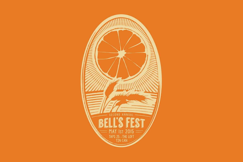 2015 Bells Fest Logo