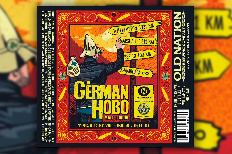 Old Nation German Hobo