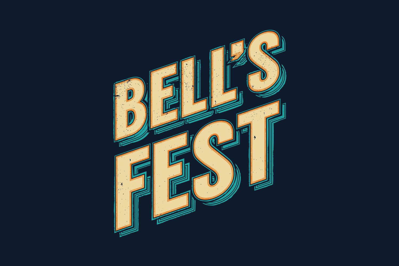 2016 Bell's Fest Logo