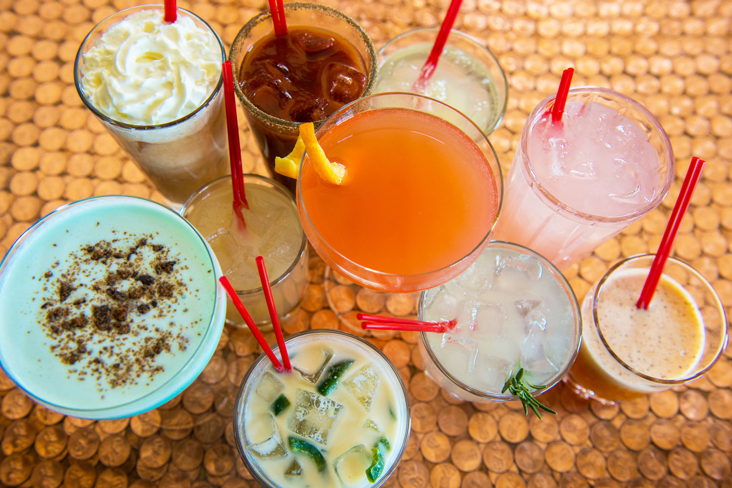 American Fifth Food & Beverage Photography