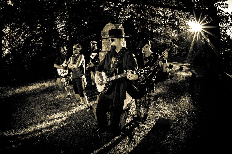 Jonestown Crows Photoshoot