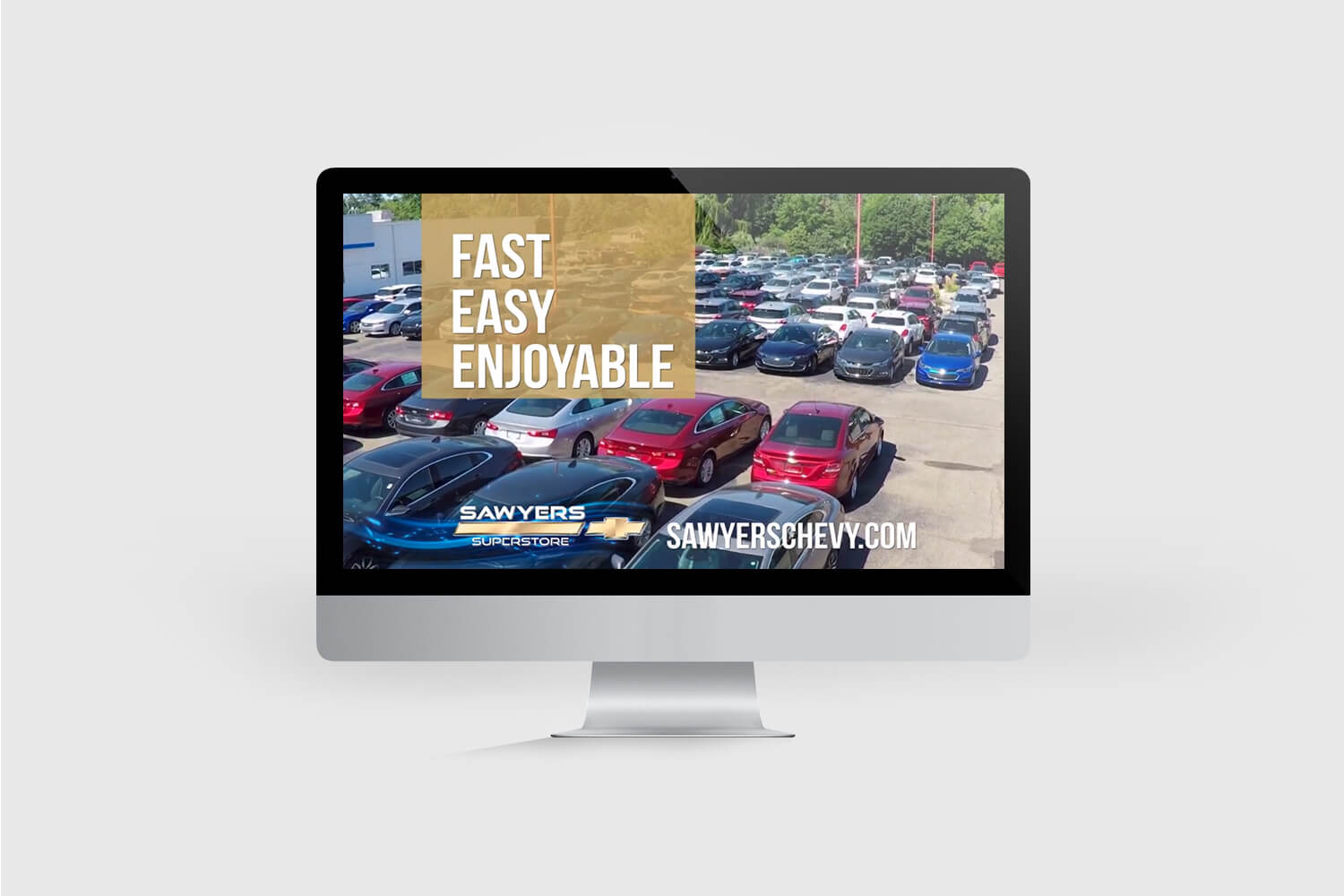 Sawyers Chevrolet Fast Easy Enjoyable Commercial