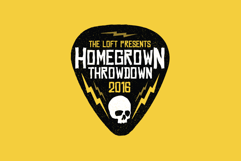Homegrown Throwdown Logo