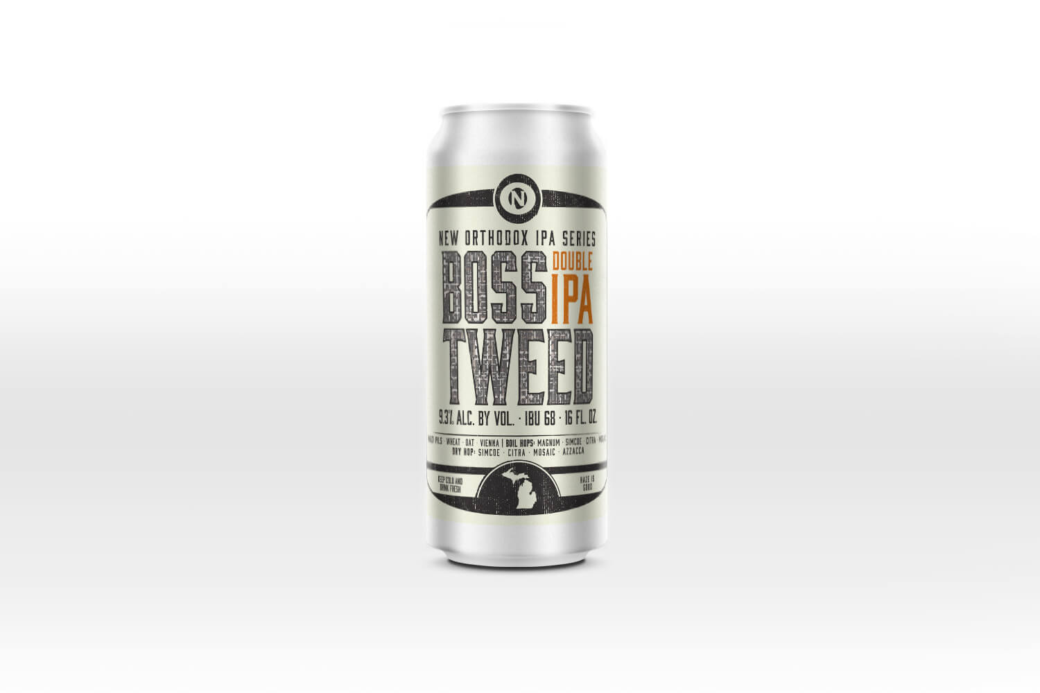 Boss Tweed Can