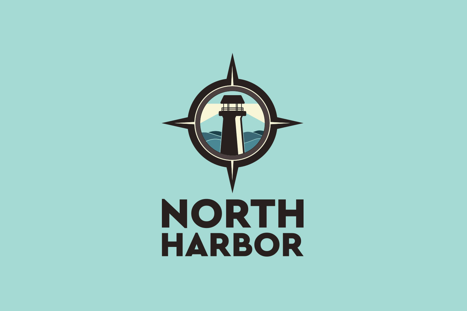 North Harbor Graphic Design & Branding