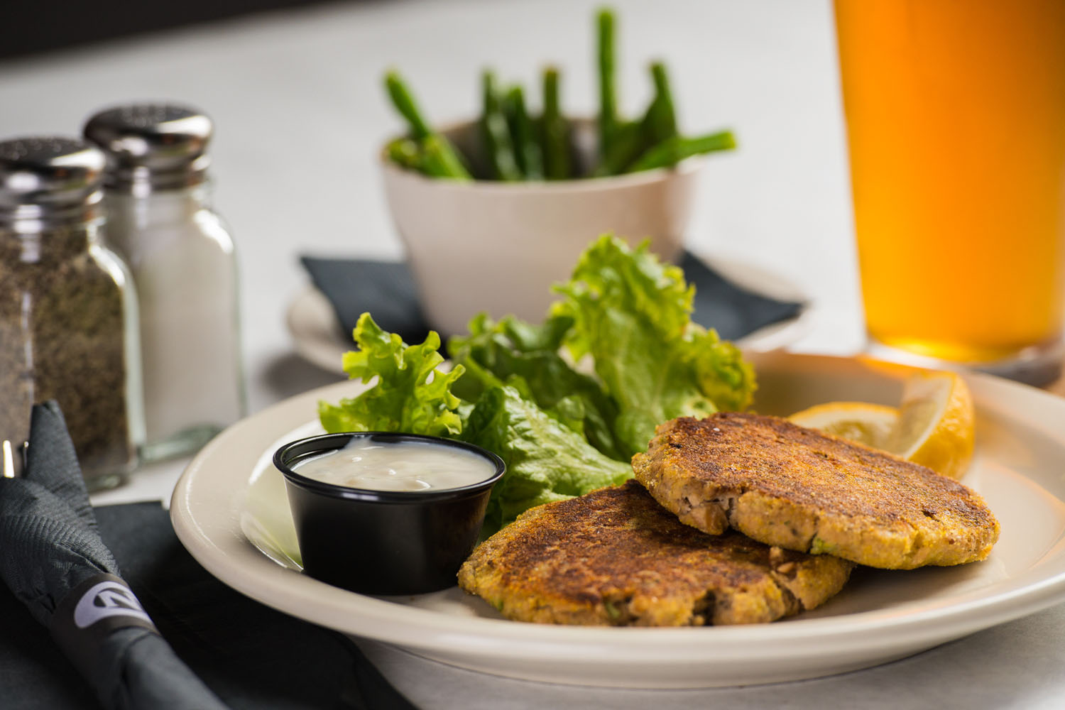 Old Nation Brewing Company Food & Beverage Photography