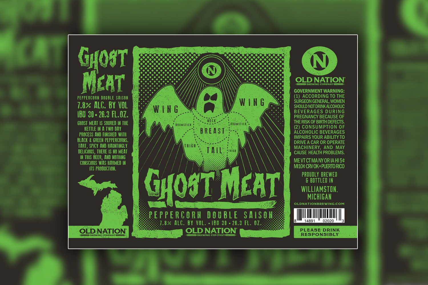 Old Nation Ghost Meat