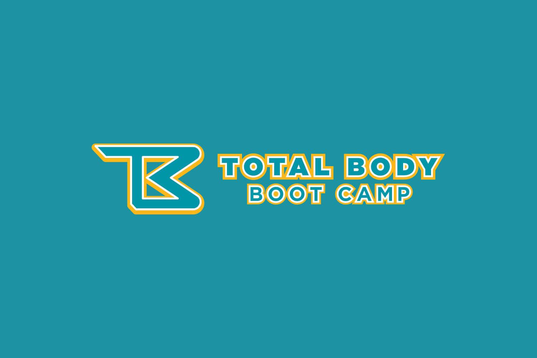Total Body Bootcamp Horizontal Logo