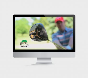 Maple Hill Golf commercial production