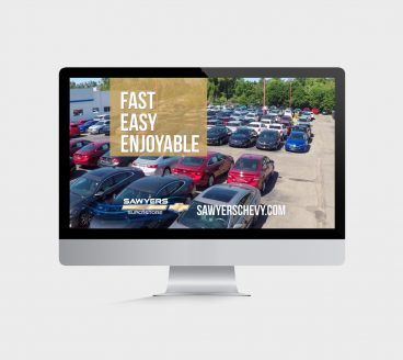 Sawyers Chevrolet Fast Easy Enjoyable commercial production